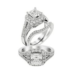 Costar Engagement Ring #R11591W