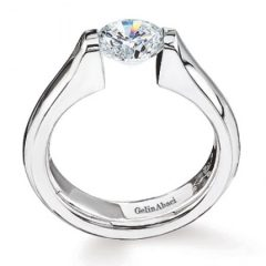 Gelin Abaci Engagement Ring #TR-039Gelin Abaci Engagement Ring #TR-039