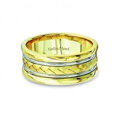 Gelin Abaci Amore Men's Wedding Band #92146