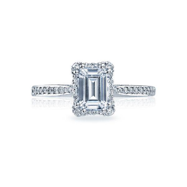 Tacori Dantela Engagement Ring #2620EC